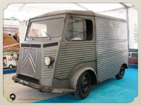 citroen hy thouars type G