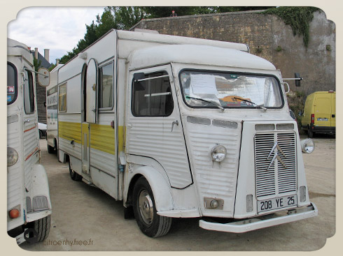 citroen hy thouars