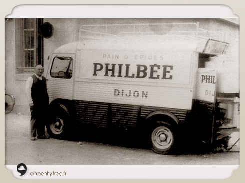 citroen philbee