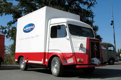 maulevrier age or camion hy 2007